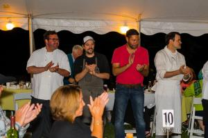 Farm to Table Dinner (10 of 85) chefs - 2nd from right John B