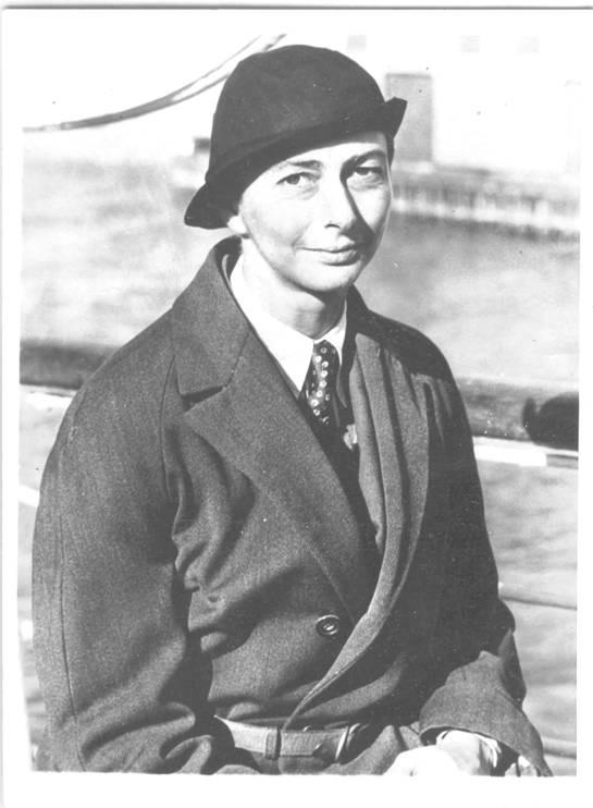 Natalie Van Vleck